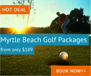 Myrtle Beach Golf Package Deals