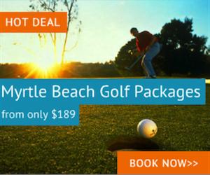 Myrtle Beach Golf Package Deals