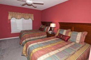 Legend Golf Villas Bedroom