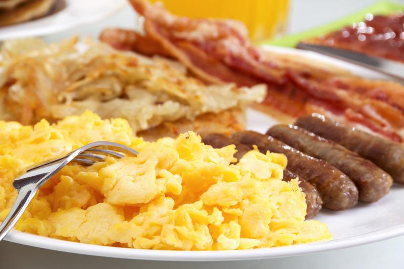 Free Breakfast Legends Golf