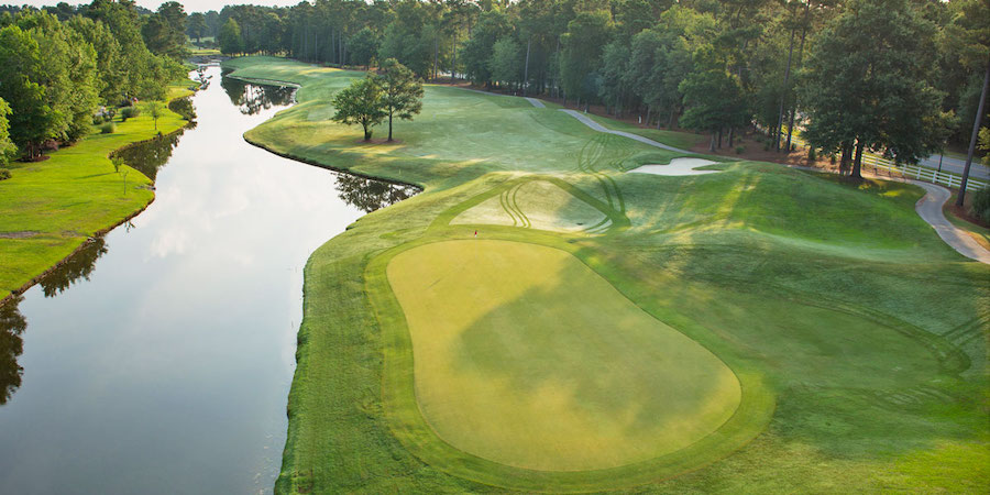 Top 10 Golf Courses in Myrtle Beach 2018 | Legends Golf